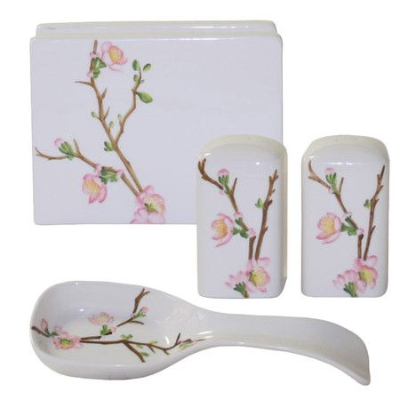 Https Www Pinterest Com Llihcruhc Cherry Blossom Kitchen Ideas