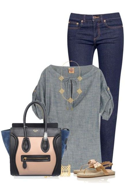 knockoff celine bag - Celine Luggage Small Handbag Multicolour Black Blue Cream | My ...