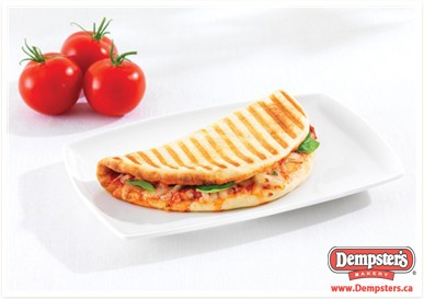 Grilled Calzone from www.Dempsters.ca