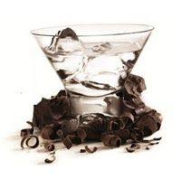 Chocolate Martinis - Receitas de Coquetéis e Drinks - O Bar Virtual