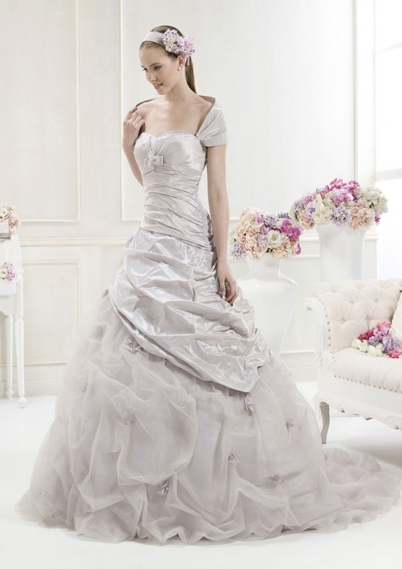 Collezione abiti da sposa #Colet 2012, abito da #sposa 62462