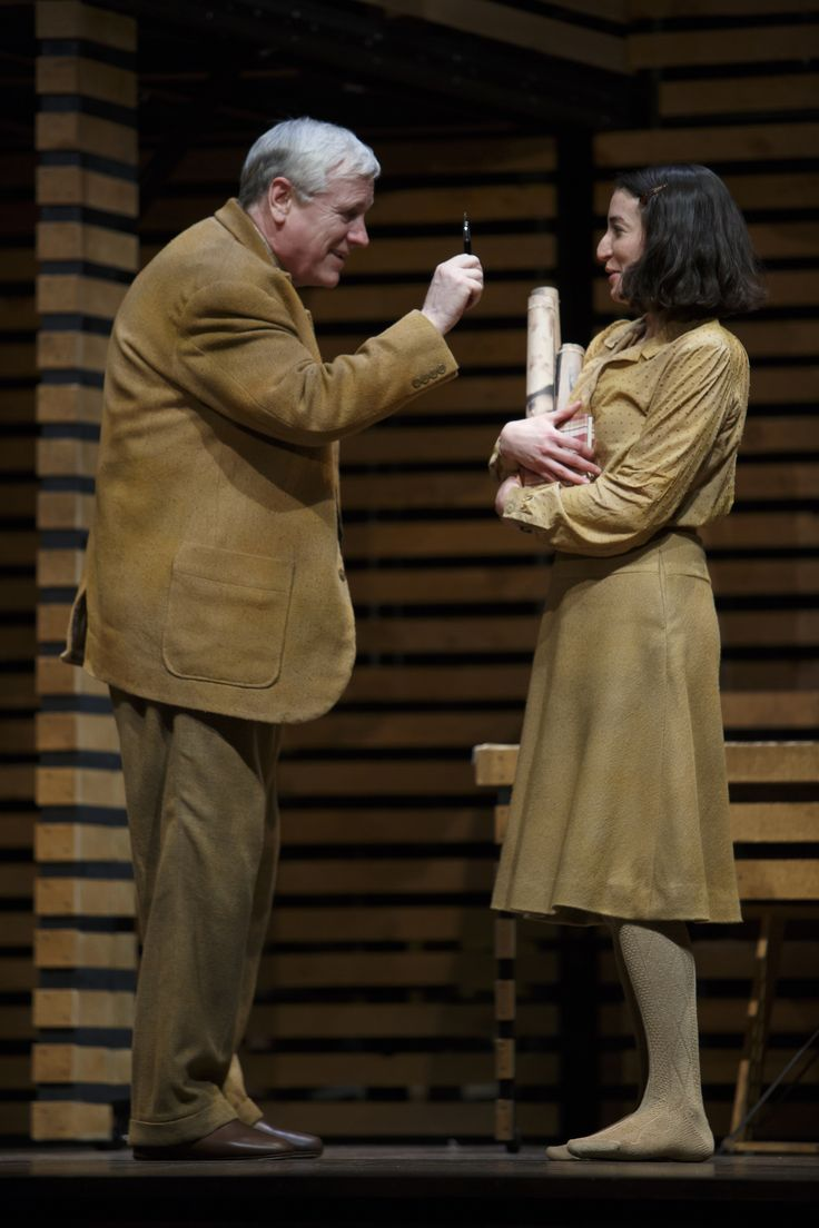 The Diary of Anne Frank has its closing performance of the season tomorrow night! Don't miss this opportunity to be moved by the true story of Anne Frank and her family.