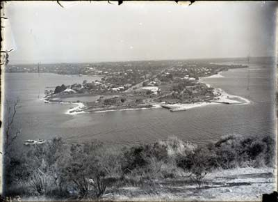 Perth, Australia in 1921. From the #LowellThomas Collection