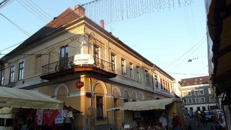 Traseul caselor celebre din Cluj-Napoca