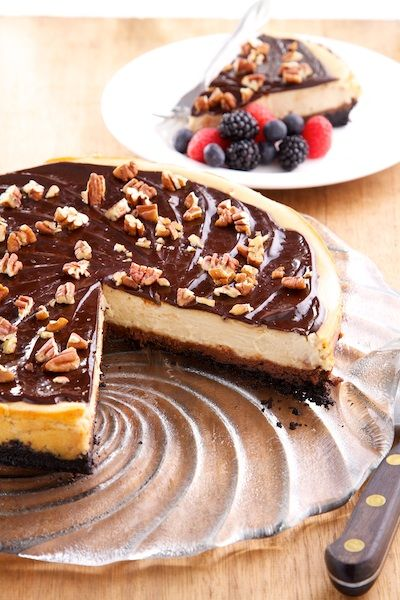 Rose Reisman shares her recipe for turtle cheesecake.