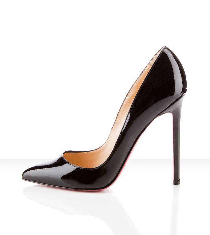 zapatos tacon negro puntudo - Buscar con Google