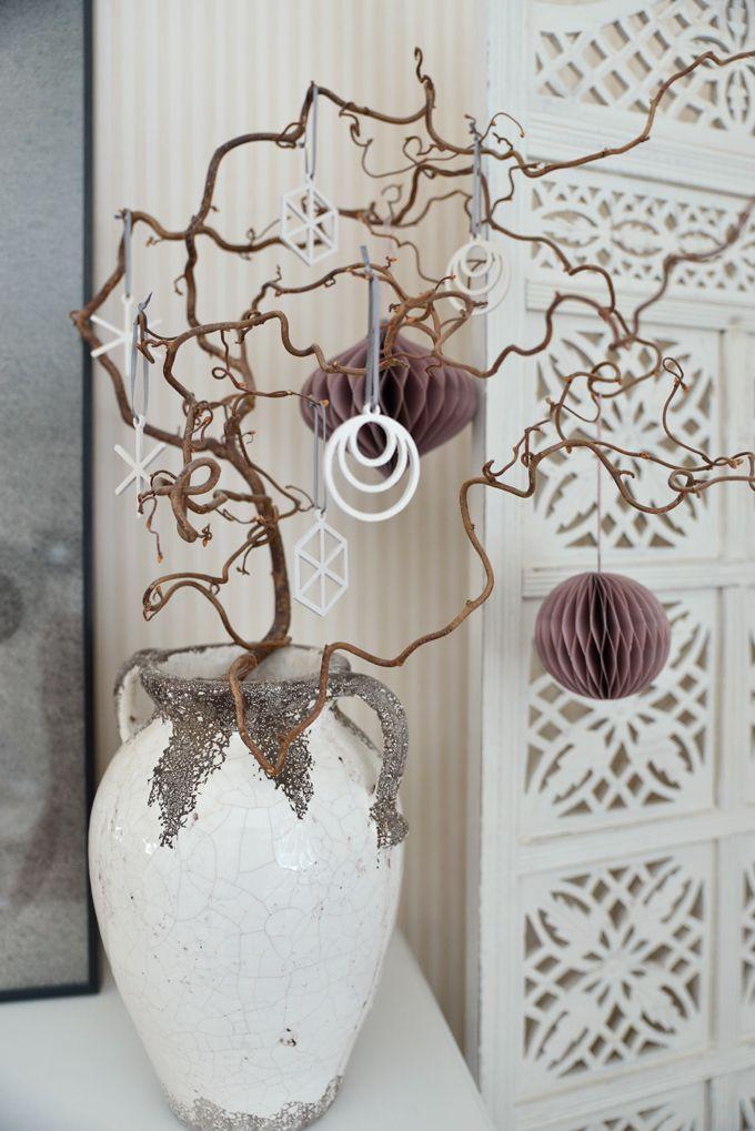 xmas decorations from Dermoshop
