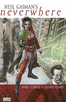 "Neil Gaiman's ""Neverwhere""  by Glenn Fabry, Glenn Fabry (Illustrator).     http://www.barnesandnoble.com/w/neil-gaimans-neverwhere-glenn-fabry/1007971559?ean=9781401210076"
