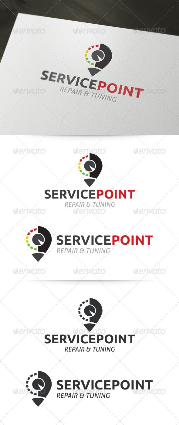 Car Services Point — Vector EPS #car #location • Available here → https://graphicriver.net/item/car-services-point/5373807?ref=pxcr