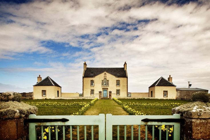 Belmont House in Unst has received around £87,000 in grants to further develop the historic property.
