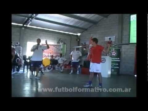 Metodología del arranque de potencia en fútbol juvenil