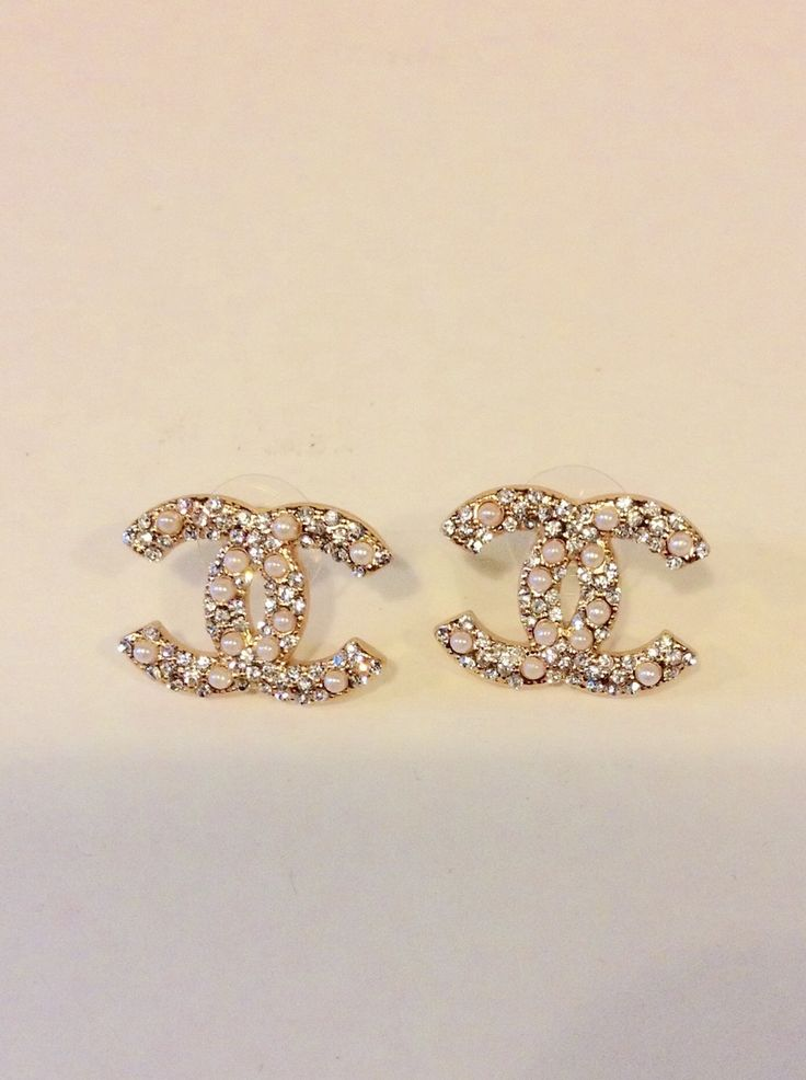 Chanel Earrings @FollowShopHers