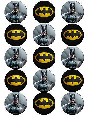 Batman v5 #edible #wafer paper toppers cupcake cake muffin #fairy,  View more on the LINK: 	http://www.zeppy.io/product/gb/2/141621791503/