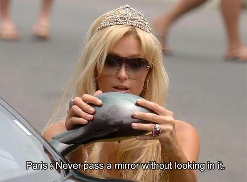 Paris Hilton, the simple life