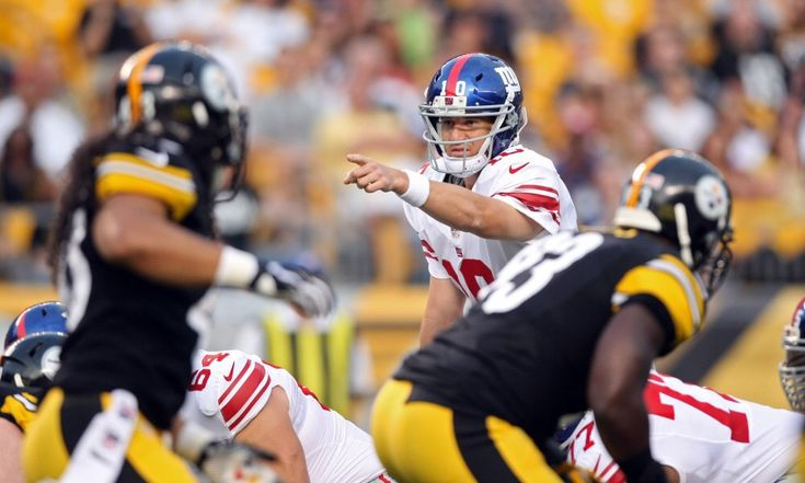 Quick Notes December 4, 2016 Giants vs Steelers - http://bleedbigblue.com/quick-notes-december-4-2016-giants-vs-steelers/