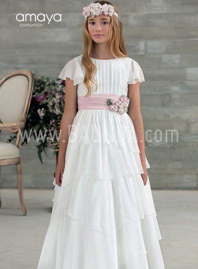 Tiendas online de vestidos de primera comunion