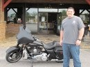 CONGRATULATIONS, Andy Anderson, on your 2013 Street Glide!! Welcome to the CrossRoads Harley-Davidson Family!! http://crossroads-hd.com