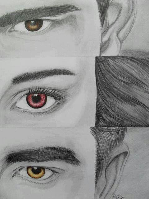 Twilight Jacob Isabella swan/Cullen Edward