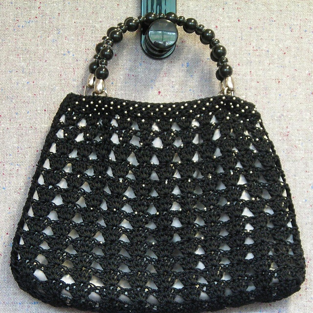 Crochet Hobo Bag crochet Pinterest