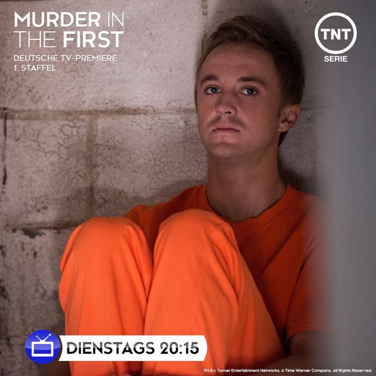 Murder in The First ~ Tom Felton