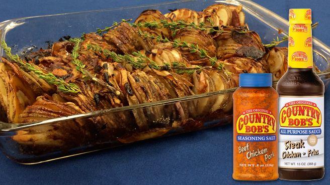 Crispy Potato Roast | Recipe | Pinterest
