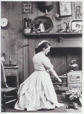 Cocina época victoriana                                                       …