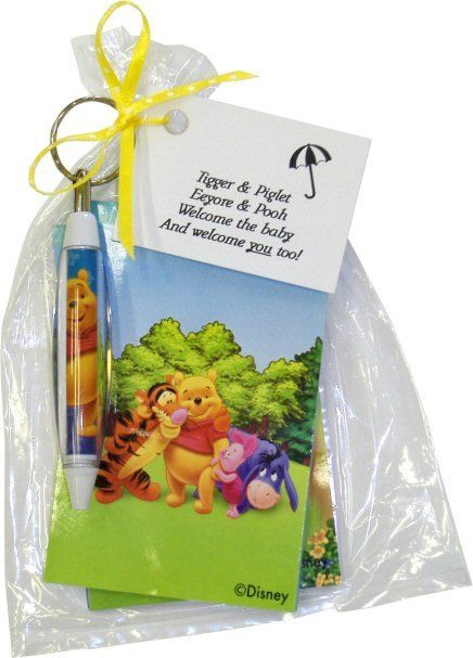 Image detail for -winnie the pooh baby shower favors