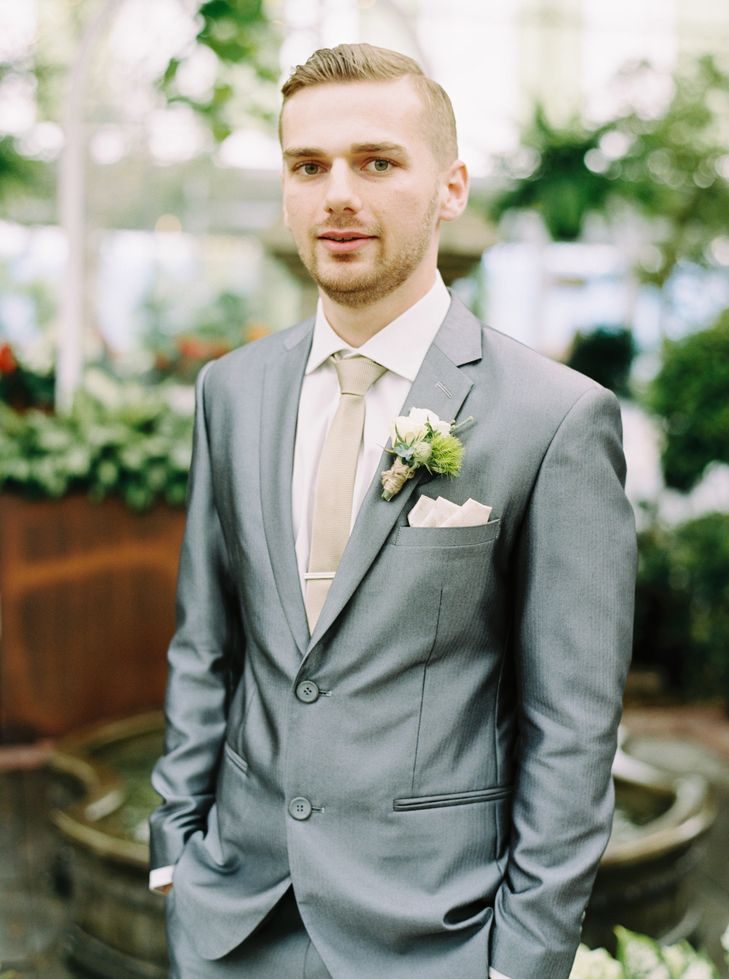 Pin By The Knot On Groom Amp Groomsmen Style In 2019 Gray