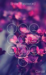 Keypad Lock Screen - screenshot thumbnail