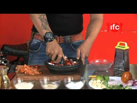 Sambal Tomat (Indonesian Food Channel)