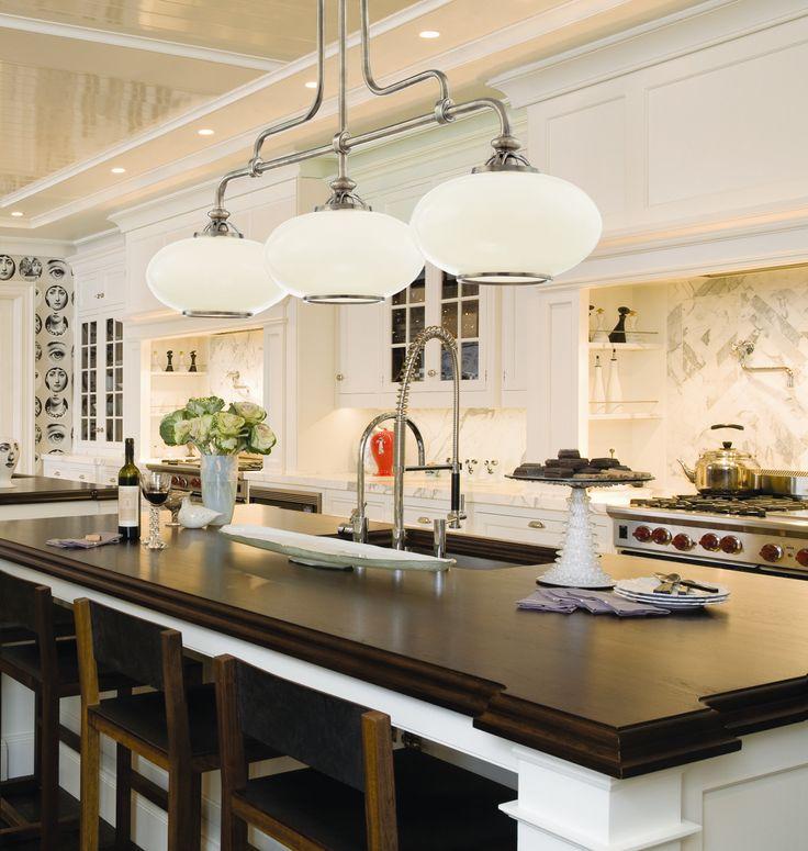 98 best Kitchen Lighting Ideas images on Pinterest | Lighting ...