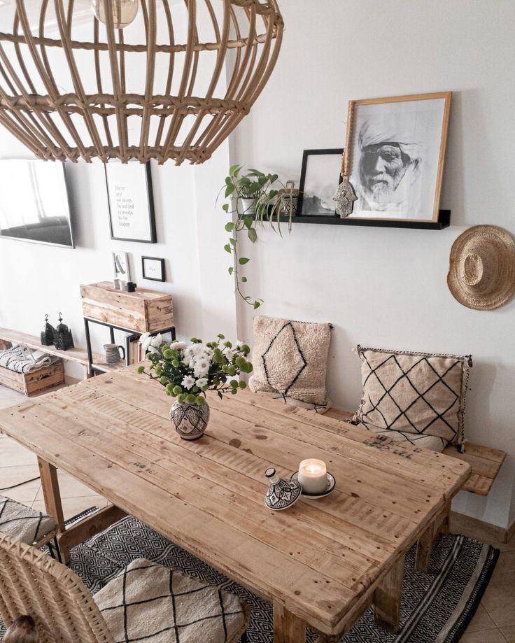 Marokkanische Wohnideen Dari Design Esszimmerinspo