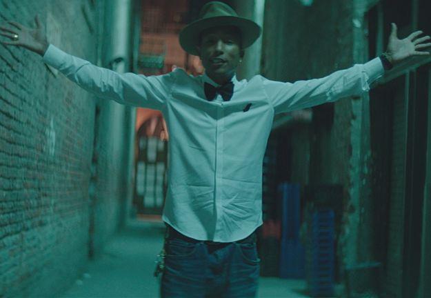 LANVIN SHIRT #PharrellWilliams #Happy