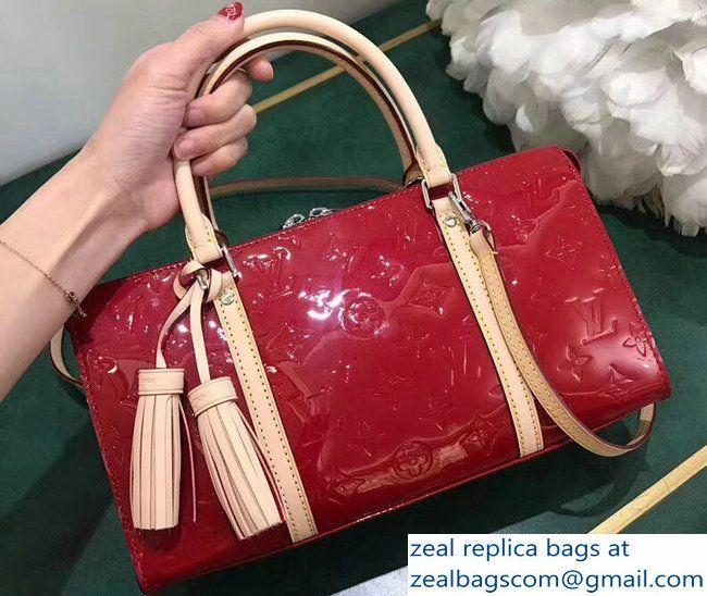 bc0b8a15d83 Louis Vuitton Neo Triangle Bag Cherry 2018