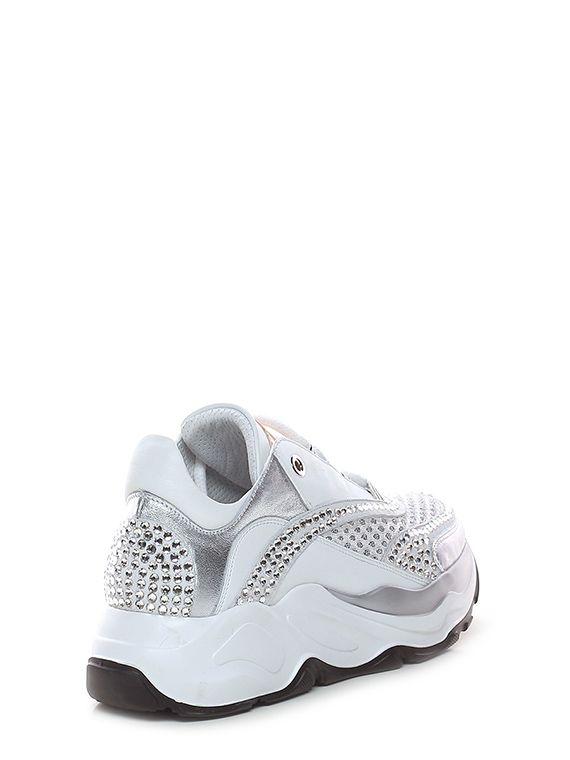 Nike Air Huarache argentato