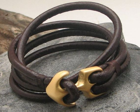 Hey, I found this really awesome Etsy listing at http://www.etsy.com/listing/115728456/free-shippingmens-leather-bracelet-brown