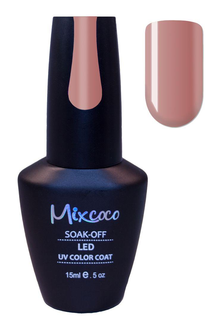 #Gellak#Mixcoco#026Sweet Caramel €14.95 ✨#nails#gelpolish#gelnails#gelmanicure#gellish#gellac#gelish #manicure#nailspiration#nailinspiration