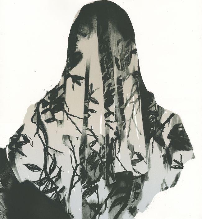 Ari Pelkonen: Statue lithograph