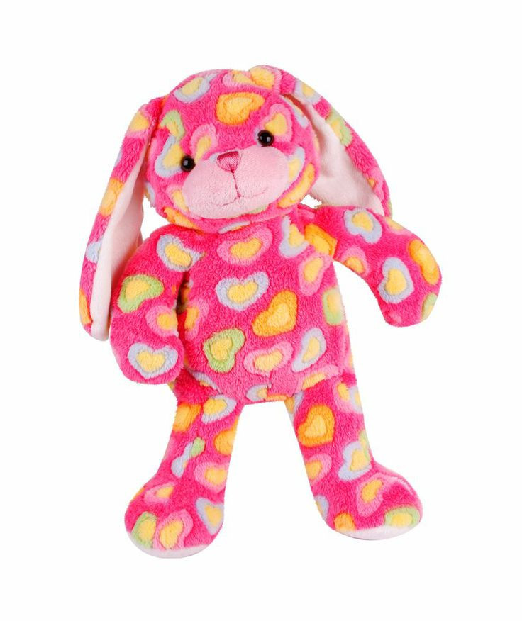 Squishy Mushy Argos : Buy Chad Valley Designabear Heart Bunny Soft Toy at Argos.co.uk - Your Online Shop for Teddy ...
