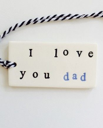 Great little treasure for dad!