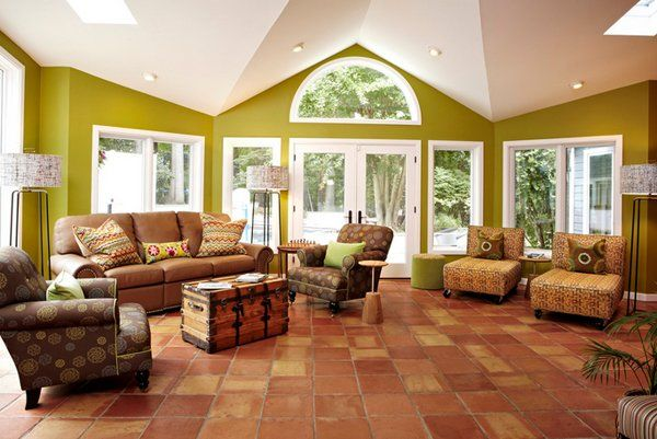 20 Marvelous Mexican Living Rooms With Images Mexican Living