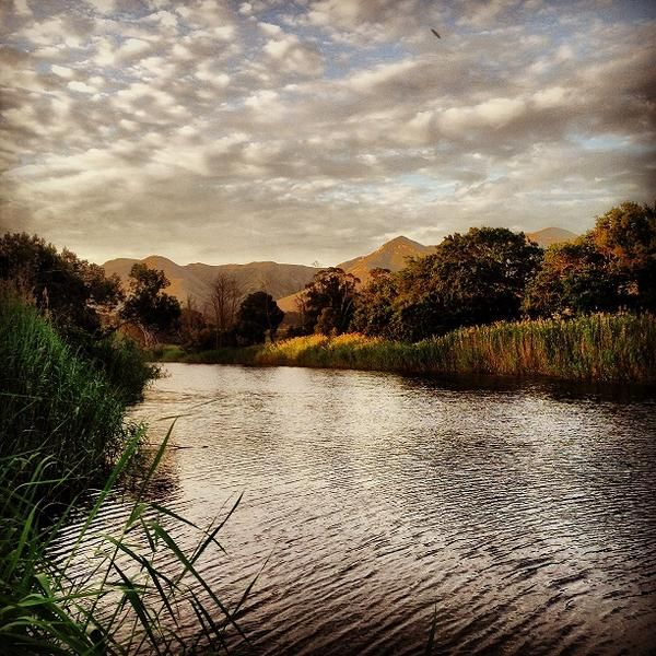 A2. The beautiful Klein River in Stanford by TashaSaha #discoverOverberg