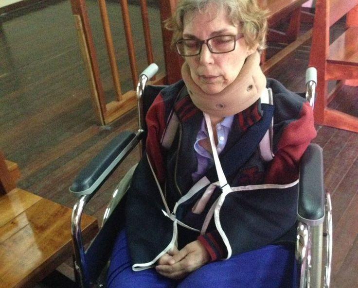 Defensa informa que le fue negada la revisión médica a Jeanette Almeida - http://www.notiexpresscolor.com/2016/11/23/defensa-informa-que-le-fue-negada-la-revision-medica-a-jeanette-almeida/