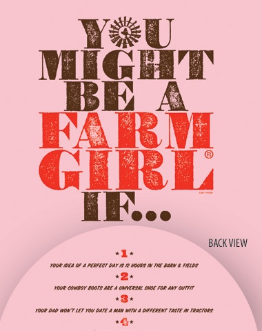 dating a farmer quotes Dating a farmer quotes - 1 most guys date girls because of their looks true guys would look beyond it, and date girls because of their personality read more quotes.