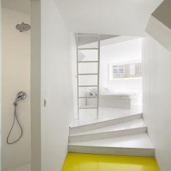Goli & Bosi is a minimalist hotel located in Split, Croatia, designed by Studio Up.