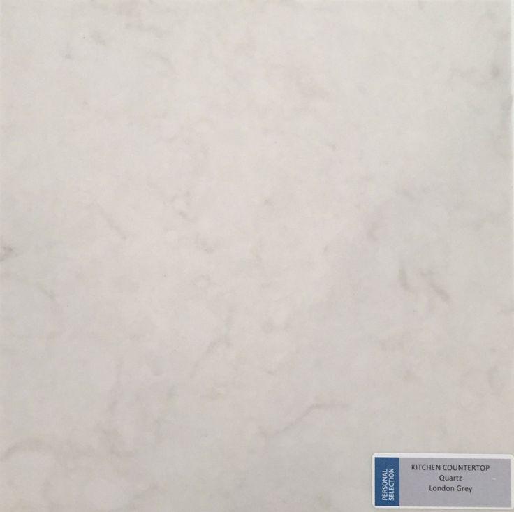 Personal Selection Kitchen Countertop - London Grey - Quartz