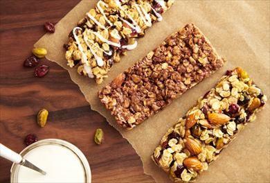 3 recettes de barres granola maison santé – P&G au quotidien | P&G Au Quotidien Canada