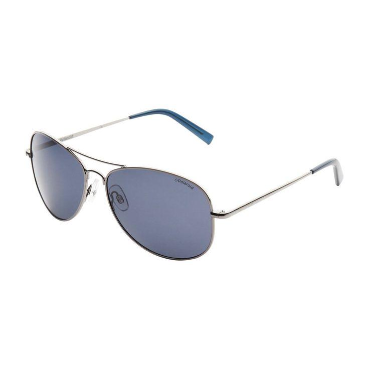 Polaroid Men Sunglasses Grey
