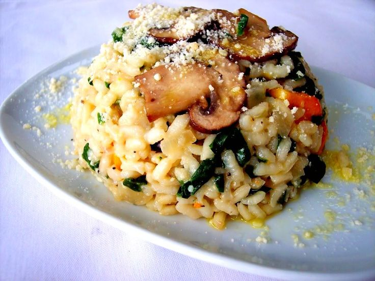 Domácí italské rizoto | Home-Made.Cz