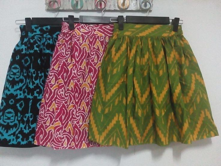 Batik skirt - KAYAN